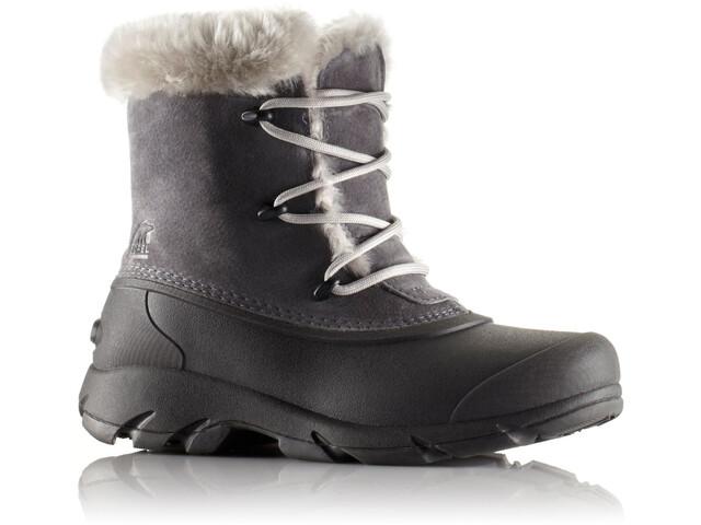 03820f0e1511e Sorel Snow Angel Lace Boots Women charcoal at Addnature.co.uk